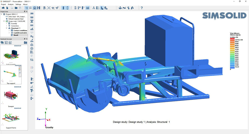 Altair SimSolid now integrates with Autodesk Fusion 360